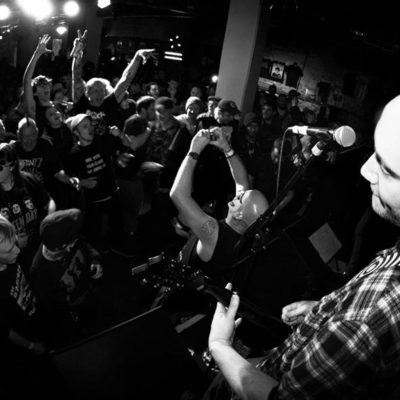 18/04/15 – Manchester Punk Festival, Photo by, Mark Richards